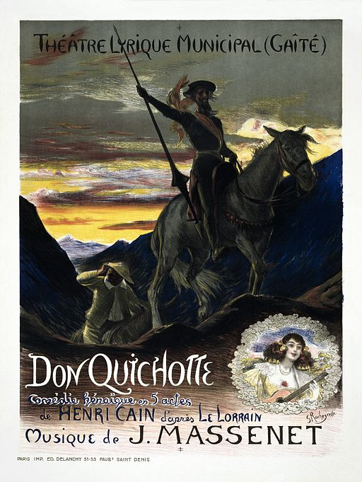 512px-Georges_Rochegrosse's_poster_for_Jules_Massenet's_Don_Quichotte