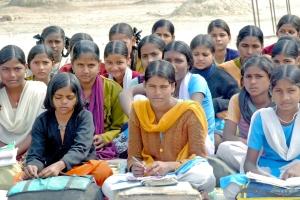 école filles inde