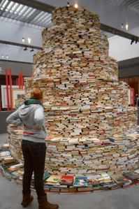 babel pyramide livres