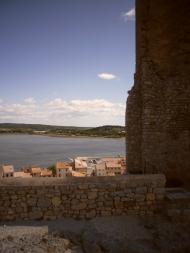 Gruissan depuis le château
