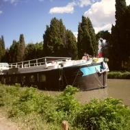 sur le Canal du Midi