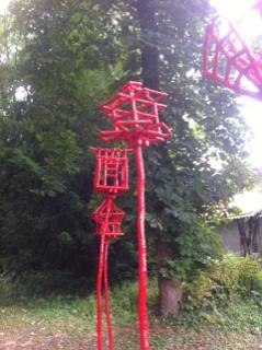 """""""Six cages pour oiseaux libres"""" de Jean-Jacques Pigeon"""