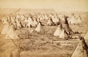 A-Southern-Cheyenne-Camp-c1879