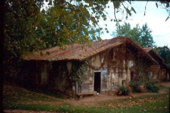 la maison vieille